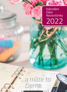 Kalendáre, diáre 2022