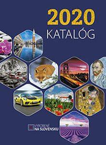 2020 Katalóg
