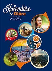 Kalendáre a diáre 2020
