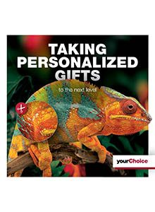Taking personalized gifts