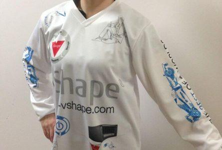 sublimovaný dres